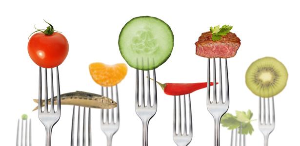 La prévention par l'alimentation